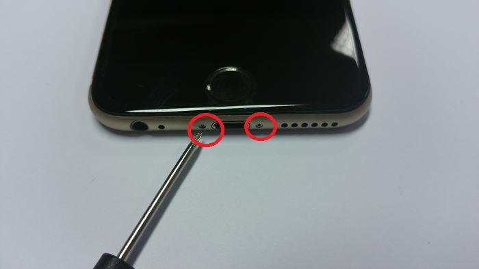 Dévissage écran Démontage complet iPhone 6