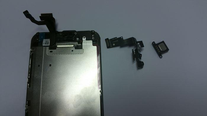 Etape 11 Démontage complet iPhone 6