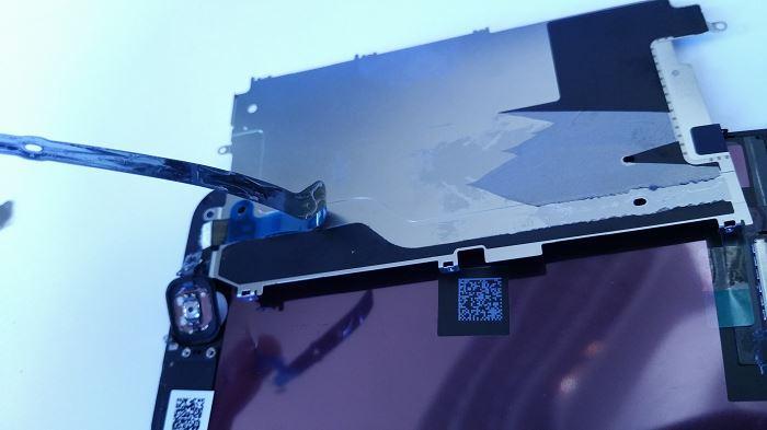 Etape 17 Démontage complet iPhone 6