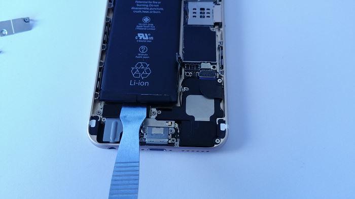Etape 15 Démontage complet iPhone 6