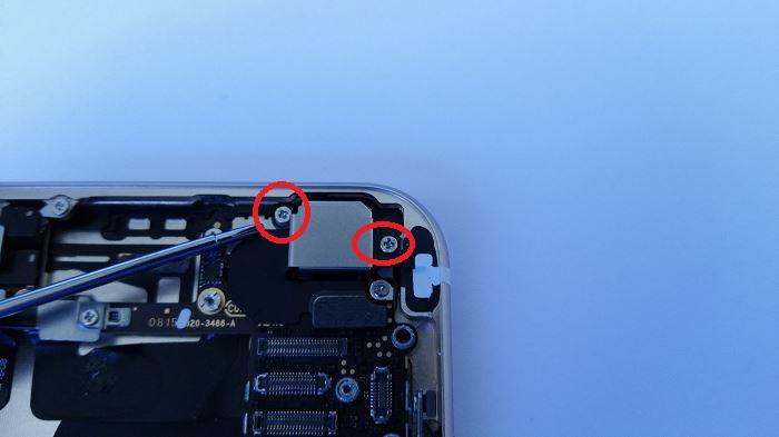 Etape 21 Démontage complet iPhone 6