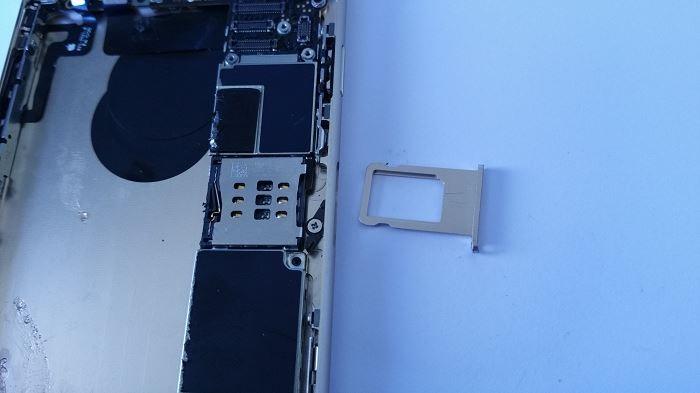 Etape 26 Démontage rapide complet iPhone 6