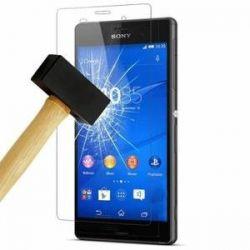 Vitre de protection en verre trempé de très haute qualité pour Sony Xperia Z3+ E6533 E6553