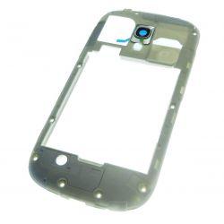 Châssis arrière blanc pour Samsung Galaxy S3 mini I8190
