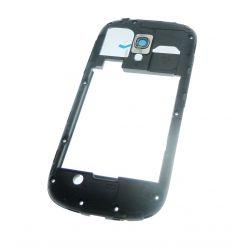 Châssis arrière noir pour Samsung Galaxy S3 mini I8190