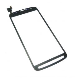 Ecran vitre tactile noir pour Samsung Galaxy S4 active I9295