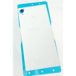 Rear window white for Sony Xperia M4 acqua