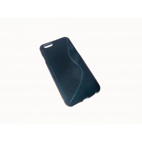 Etui silicone mou noir pour Apple Iphone 6 et 6S