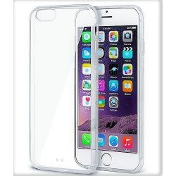 Etui silicone mou transparent pour Apple Iphone 5