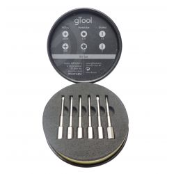 Kit de rechange de tête de tournevis pour pendriver gTool