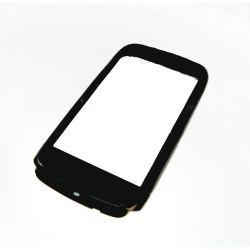 Vitre écran tactile Nokia Lumia 610 noir avec contour