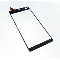 Ecran vitre tactile noire pour Sony Xperia C4 E5303 E5333