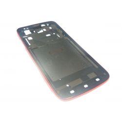 Châssis arrière orange pour Samsung Galaxy S4 Active I9295