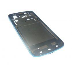 Châssis arrière bleu pour Samsung Galaxy S4 Active I9295