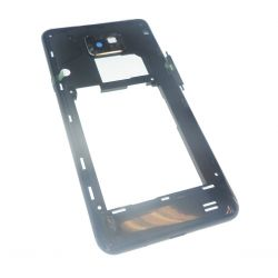 Black Rear Case for Samsung Galaxy S2 I9100