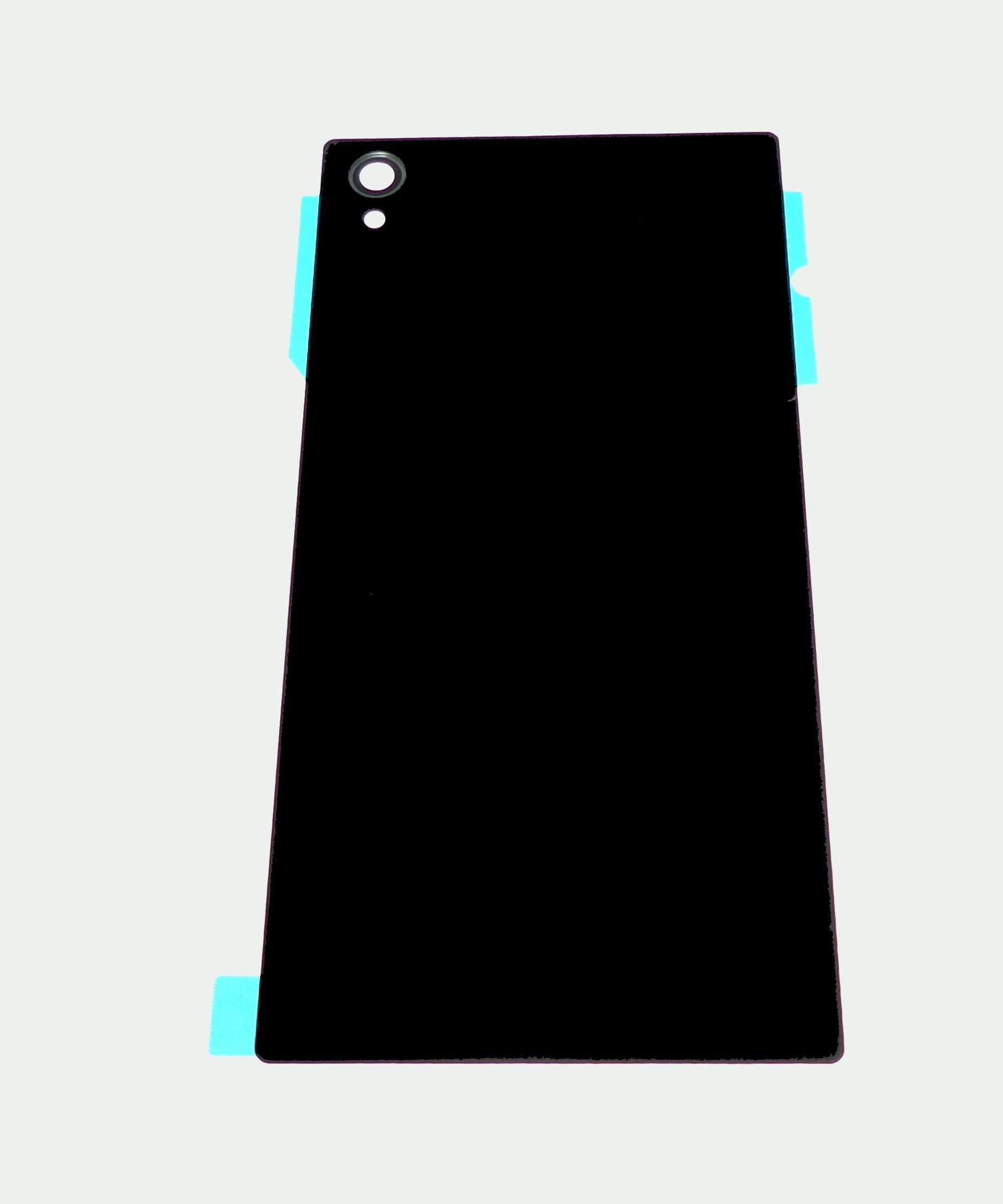 Vitre arrière noire pour Sony Xperia Z1 L39h C6903