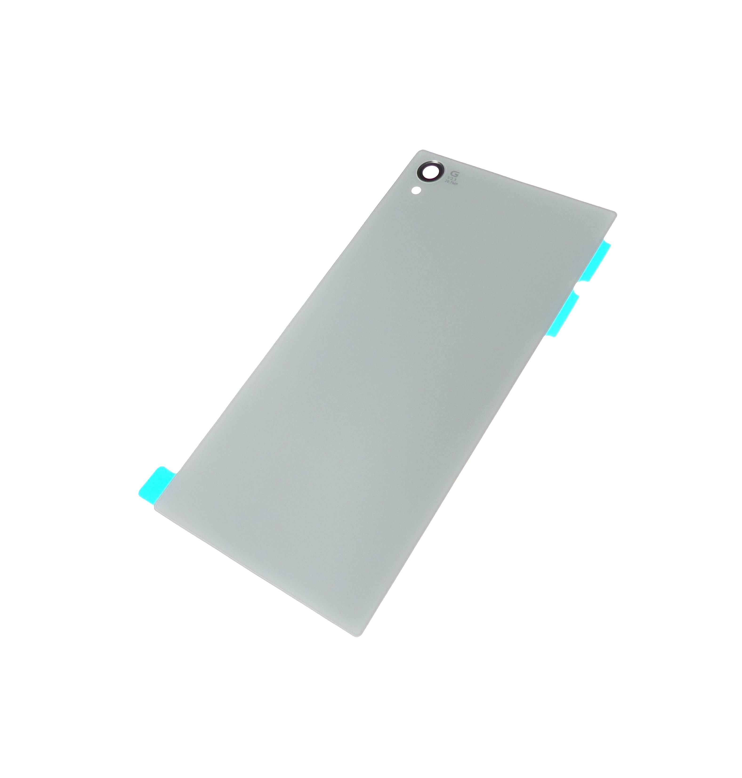 Vitre arrière blanche compatible Sony Xperia Z1 L39h C6903