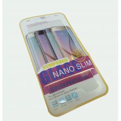 Vitre de protection en verre trempé incurvé pour Samsung Galaxy S6 Edge G925F