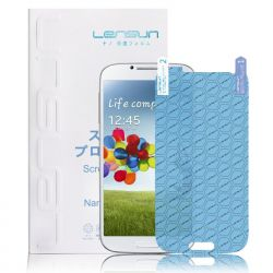 Lensun Unbreakable Premium Protection Shield for Samsung Galaxy S4 I9500 I9505