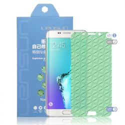 Vitre de protection premium incassable Lensun pour Samsung Galaxy S6 Edge plus G928C G928F
