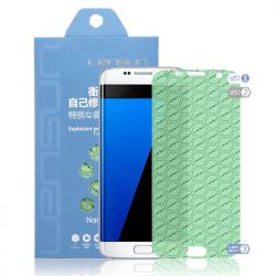 Vitre de protection premium incassable Lensun pour Samsung Galaxy S7 Edge G935F