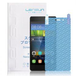 """Vitre de protection premium incassable Lensun 5,5"""" pour Huawei Ascend P8"""