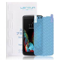 Vitre de protection premium incassable Lensun pour LG K10 K420N