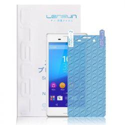 Vitre de protection premium incassable Lensun pour Sony Xperia M4 acqua