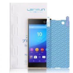Vitre de protection premium incassable Lensun pour Sony Xperia C5 ultra E5506