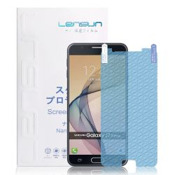 Vitre de protection premium incassable Lensun pour Samsung Galaxy J7 prime ou On7 SMG610 SM-G6100