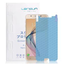 Vitre de protection premium incassable Lensun pour Samsung Galaxy J5 prime ou On5 SMG570F SM-G5700