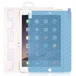 Cristal de protección premium Lensun irrompible para el iPad 5 y 6, el aire y el aire 2