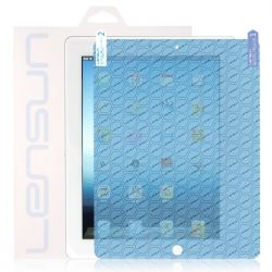 Lensun Unbreakable Premium Protection Shield for Apple ipad 2,3 and 4