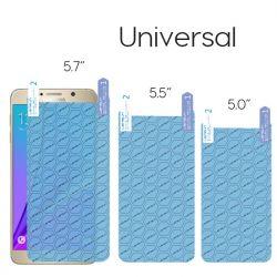 """Vitre de protection premium incassable Lensun 5,5"""" pour Piece-mobile Accessoires certifiés"""