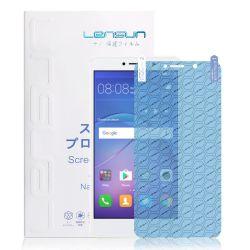 Vitre de protection premium incassable Lensun pour Huawei Mate 9 lite