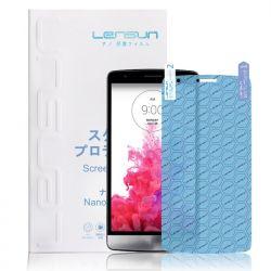 Vitre de protection premium incassable Lensun pour LG G3 D855 D850