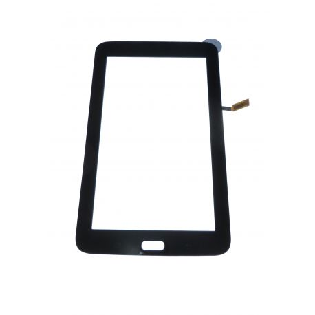 Vitre écran tactile noir pour Samsung Galaxy Tab 3 Lite T110N