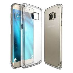 Coque silicone transparente pour Samsung Galaxy S8 + Single Sim G955F