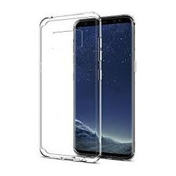 Shell transparent silicone for Samsung Galaxy S8 Single Sim G950F