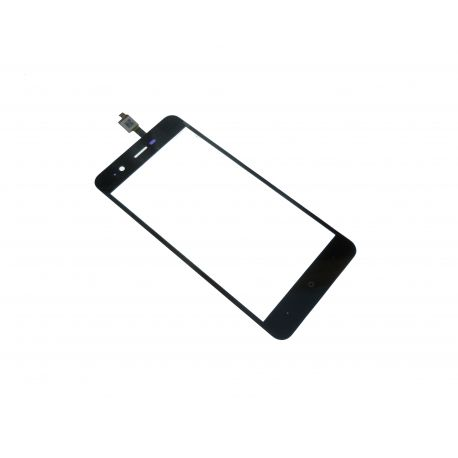 Black touch screen glass for Wiko Harry
