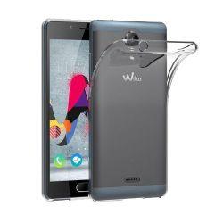 Coque silicone transparent pour Wiko Ufeel