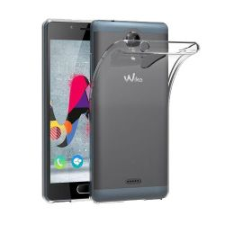 Transparent silicone case for Wiko Ufeel