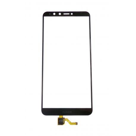 Vitre écran tactile noire pour Huawei Y9 2018