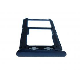 Tiroir SIM gris anthracite pour Wiko View 3
