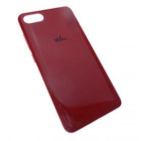 Cache arrière rouge pour Wiko Sunny 3 W-K120
