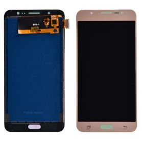 Touch glass and assembled LCD black for Samsung Galaxy J7 2016 J710F