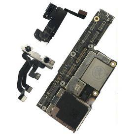 Débloqué pour iphone Xs carte mère sans/avec identification de visage pour iphone Xs cartes logiques avec IOS toutes les fonctio