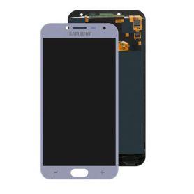 Ecran tactile et LCD bleu gris Samsung Galaxy J4 SM-J400F J400G/DS