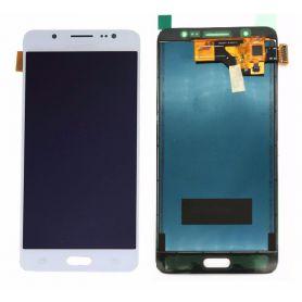 Ecran tactile et LCD blancs Galaxy J5 2016 J510F