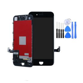 Touch Screen LCD and black iPhone SE 2020